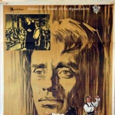 Cine: EL SEÑOR DE LA SALLE. MEL FERRER-LUIS CÉSAR AMADORI. CARTEL ORIGINAL 1964. 70X100. Lote 96689211