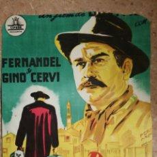 Cine: ANTIGUO Y ORIGINAL CARTEL CIFESA.. Lote 96799446