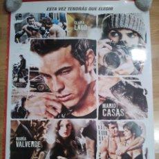 Cinema: TENGO GANAS DE TI - APROX 70X100 CARTEL ORIGINAL CINE (L48). Lote 96803283