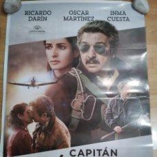 Cine: CAPITÁN KOBLIC - APROX 70X100 CARTEL ORIGINAL CINE (L48). Lote 96840763