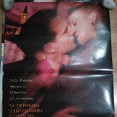 Cine: EL FIN DEL ROMANCE - APROX 70X100 CARTEL ORIGINAL CINE (L48). Lote 96910643
