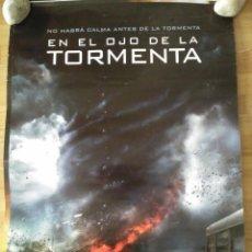 Cine: EN EL OJO DE LA TORMENTA - APROX 70X100 CARTEL ORIGINAL CINE (L48). Lote 96911587