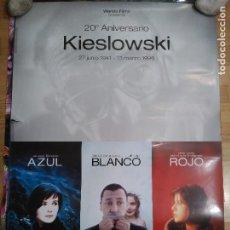 Cine: KIESLOWSKI - APROX 70X100 CARTEL CINE ORIGINAL (L48). Lote 96993019