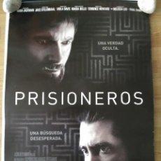 Cine: PRISIONEROS - APROX 70X100 CARTEL CINE ORIGINAL (L48). Lote 97079423