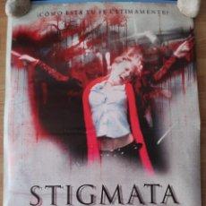 Cine: STIGMATA - APROX 70X100 CARTEL CINE ORIGINAL (L48). Lote 97081263