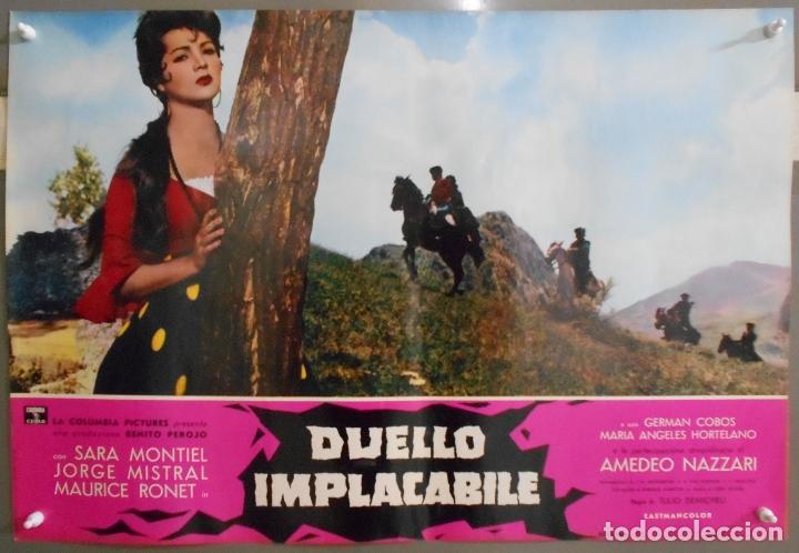 Cine: XX56 CARMEN LA DE RONDA SARA MONTIEL JORGE MISTRAL ESPECTACULAR SET 10 POSTERS orig ITALIANO 47X68 - Foto 9 - 97230851