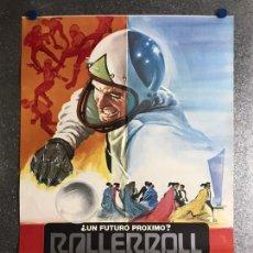 Cine: ROLLERBALL, JAMES CAAN - AÑO 1980. Lote 97568464
