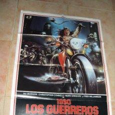 Cinema: POSTER 1990 LOS GUERREROS DEL BRONX. Lote 98106091