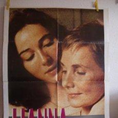 Cine: CARTEL CINE ORIG LIANNA (1983) 70X100 / JOHN SAYLES. Lote 98240279
