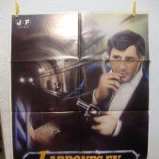 Cine: CARTEL CINE ORIG LADRONES EN LA NOCHE (1984) 70X100 / . Lote 98244859