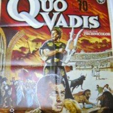 Cine: CARTELERA ORIGINAL QUO VADIS. Lote 98350831