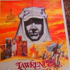 Cine: LAURENCE DE ARABIA. Lote 98351955