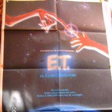 Cine: E,T CARTELERA ORIGINAL. Lote 98352075