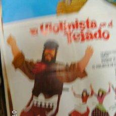 Cine: EL FLAUTISTA EN EL TEJADO. Lote 98353351