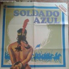 Cine: SOLDADO AZUL. Lote 98407762