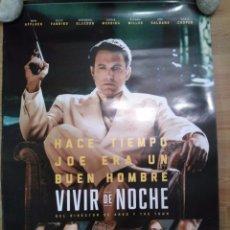 Cine: VIVIR DE NOCHE - APROX 70X100 CARTEL ORIGINAL CINE (L41). Lote 88221052