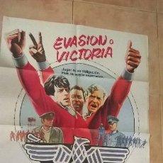 Cine: POSTER EVASION O VICTORIA. Lote 98570991