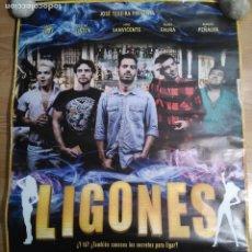 Cine: LIGONES - APROX 70X100 CARTEL ORIGINAL CINE (L49). Lote 98598595