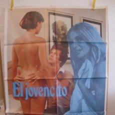 Cine: CARTEL CINE ORIG EL JOVENCITO (1979) 70X100 / . Lote 98857735