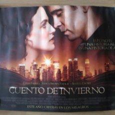 Cine: CUENTO DE INVIERNO - APROX 50X70 MINICARTEL ORIGINAL CINE (M1). Lote 98888719