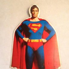 Cine: CARTEL SUPERMAN CARTON EN RELIEVE 3 DIMENSIONES AUTENTICO 1979 MUY RARO ROMAGOSA. Lote 206479833