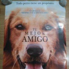 Cine: EL MEJOR AMIGO - APROX 70X100 CARTEL ORIGINAL CINE (L50). Lote 100407491