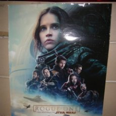 Cine: ROGUE ONE UNA HISTORIA DE STAR WARS POSTER ORIGINAL 70X100. Lote 101143071