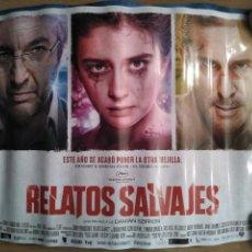 Cine: RELATOS SALVAJES - APROX 50X70 MINICARTEL ORIGINAL CINE (M2). Lote 102281939