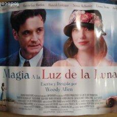Cine: A LA LUZ DE LA LUNA - APROX 50X70 MINICARTEL ORIGINAL CINE (M2). Lote 102282075
