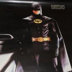 Cine: BATMAN AÑO 1989 .MEDIDA 100X68. Lote 102337719