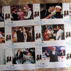 Cine: UN PEZ LLAMADO WANDA LOTE DE 12 AFFICHES, CARTELES, LOBBY CARDS.. Lote 102626131