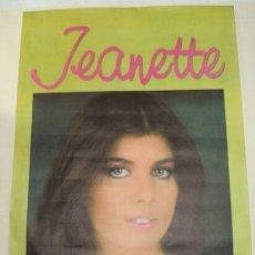 Cine: JEANETTE, POSTER GIGANTE, 1983. Lote 102894902