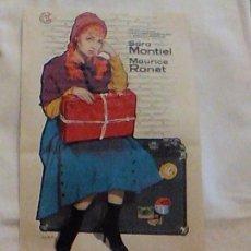 Cine: SARA MONTIEL MI ULTIMO TANGO CARTEL CINE MAC ORIGINAL PELICULA 1960 CARTELISTA DE REUS MACARI GOMEZ. Lote 106712467