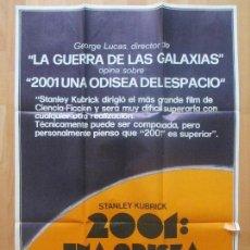Cine: CARTEL CINE, 2001: UNA ODISEA DEL ESPACIO, KEIR DULLEA, C1195. Lote 103614203