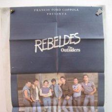 Cine: GNA2202 REBELDES. Lote 103627619