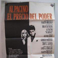 Cine: GNA2203 EL PRECIO DEL PODER SCARFACE. Lote 103627855