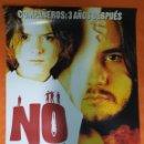 Cine: CARTEL DE CINE ORIGINAL - NO TE FALLARE - AÑO 2001 - 67X96CM.. Lote 103642031
