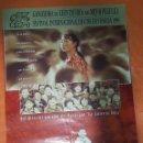 Cine: CARTEL DE CINE ORIGINAL - NI UNO MENOS - AÑO 1999 - 67X98CM.. Lote 103676035