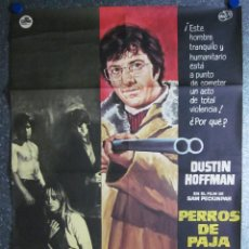 Cine: PERROS DE PAJA. DUSTIN HOFFMAN, SUSAN GEORGE. AÑO 1973. Lote 104267091