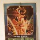 Cine: CARTEL DE PELÍCULA VENGANZA DE MUJER, 1979. Lote 104963323