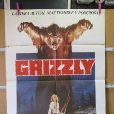 Cine: GND2417 GRIZZLY. Lote 105114035