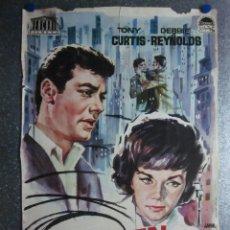 Cine: PERDIDOS EN LA GRAN CIUDAD. TONY CURTIS, DEBBIE REYNOLDS. AÑO 1962. Lote 105167499