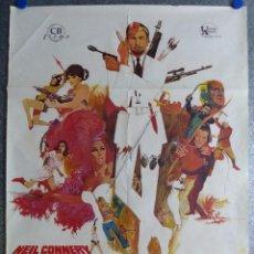 Cine: TODOS LOS HERMANOS ERAN AGENTES - NEIL CONNERY - AÑO 1968. Lote 105181175
