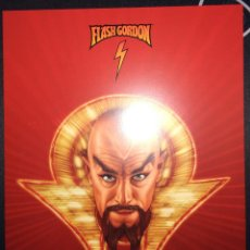 Cine: FLASH GORDON MING EL DESPIADADO THE MERCILESS 25X18CM PRINT LÁMINA. Lote 105224547
