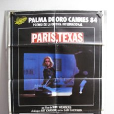 Cinema: GND2447 PARIS TEXAS. Lote 105229775