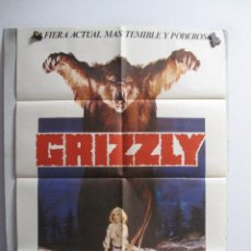 Cine: GND2449 GRIZZLY. Lote 105229823