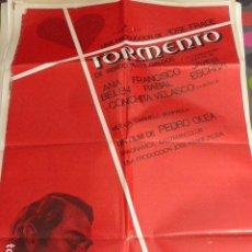 Cine: CARTEL DE CINE- MOVIE POSTER. TORMENTO. Lote 105355235