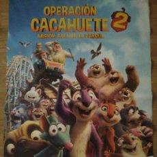 Cine: OPERACIÓN CACAHUETE 2 - APROX 70X100 CARTEL ORIGINAL CINE (L52). Lote 105699907