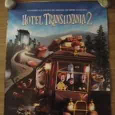 Cine: HOTEL TRANSILVANIA 2 - APROX 70X100 CARTEL ORIGINAL CINE (L52). Lote 105700027
