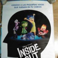 Cine: INSIDE OUT - APROX 70X100 CARTEL ORIGINAL CINE (L52). Lote 105744663